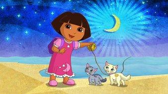 Dora et les trois chatons
