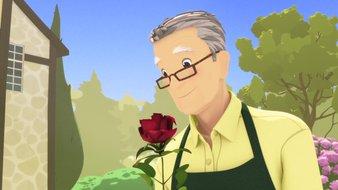 La fleur de Grand-Père