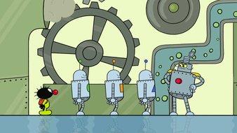 Robotic !