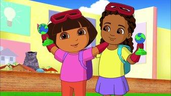 Dora et la Fête de la Science