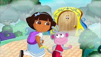 Dora au pays des merveilles - partie 2