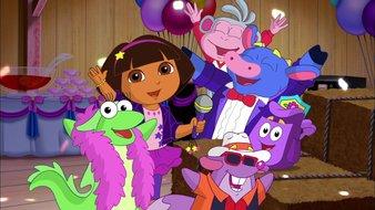Chante avec Dora !