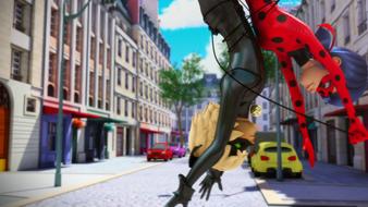 Ladybug et Chat Noir (Origines - 1)