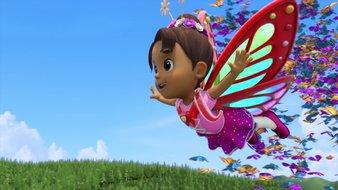 Le sauvetage des papillons