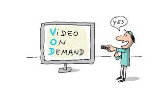 Qu'est-ce que la VOD?