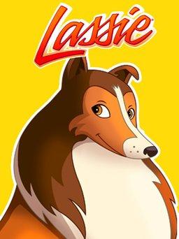 Regarder Lassie en vidéo