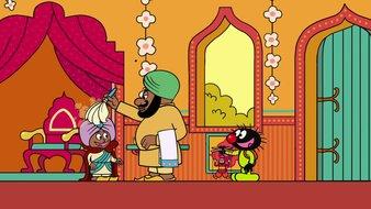 Le petit Maharajah