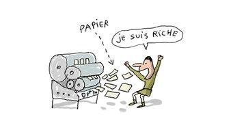 Pourquoi a-t-on inventé l'argent?