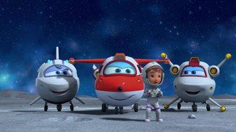 Le voyage sur la lune