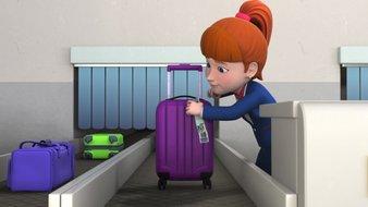 L'affaire de la valise perdue