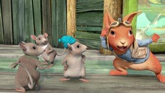 Le déménagement des souris