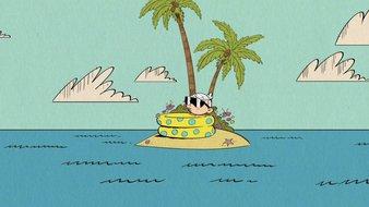 Une piscine pour les Loud