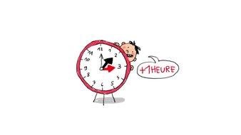 C'est quoi le changement d'heure?
