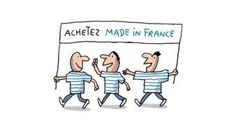 Pourquoi on parle du Made in France?