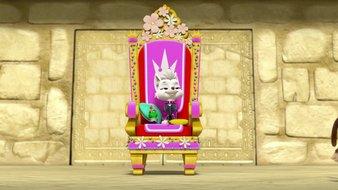 Mission Secrète : Le trône royal