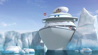 Le sommet de l'iceberg