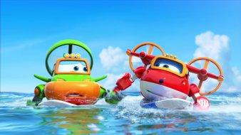 Le cours de surf