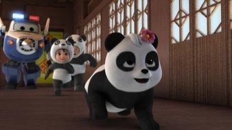 Panda en cavale